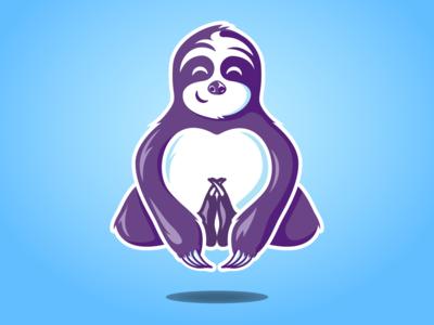 Sloth Pose