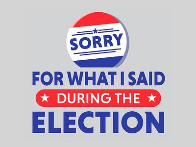 Please forgive me! republican democrat liberal conservative trump politics political satire