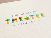 Commonwealth Theatre Center Branding