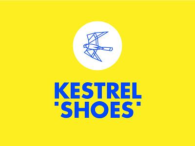 Kestrel Shoes Logo Flash Challenge challenge typography identity branding brand design logo
