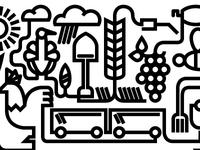 Agriculture Illustration 1
