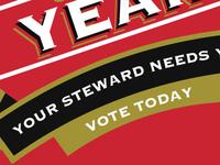 Steward Of The Year