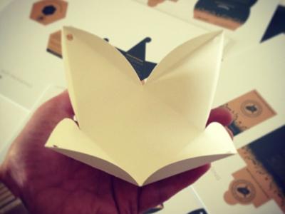 Seed Packaging packaging flower paper paper mechanics product design