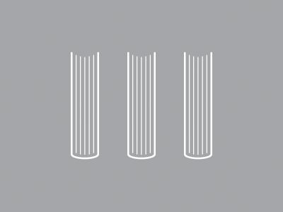Book Columns Logo books columns greek logo