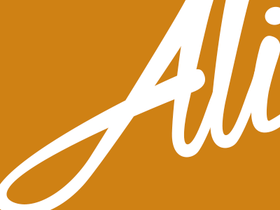 Hand lettering typography lettering script logo type