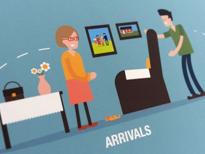 Infographic care elderly infographic illustration people healthcare