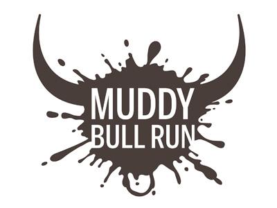 Muddy Bull Run mud bull isleofwight graphicdesign branding logodesign logo