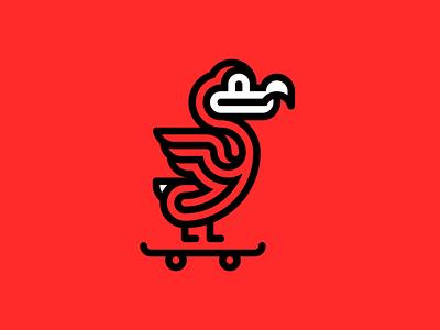 Dodo саяпин sayapin logo pizza bird