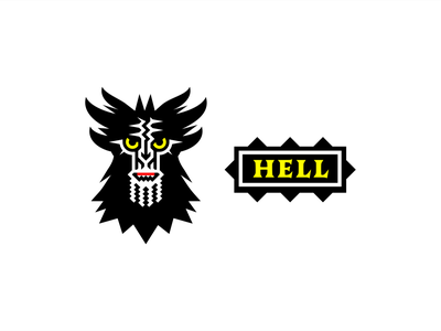 Hell hell inferno chert 666 demon satan devil