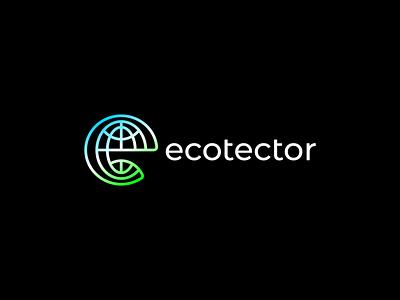 Ecotector earth globe planet tector eco