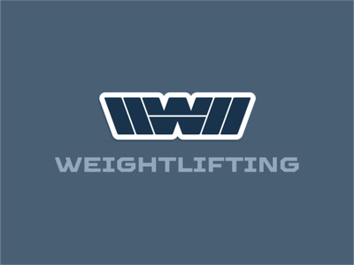 Weightlifting barbell sportman excercise gym life weight sport fitness hard strong weightlifting