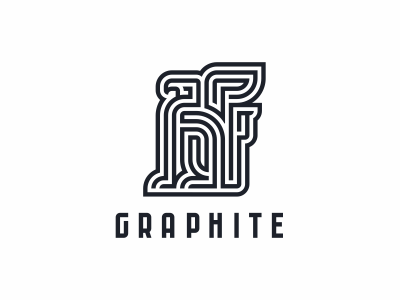 Graphite логотип logo sale саяпин графит грифон графика эмблема sayapin logobaker griffin graphite graphics emblem design art
