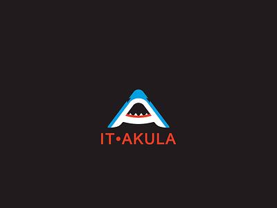 IT Akula sayapin саяпин sale logo akula it shark