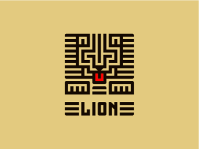 LION sayapin logo sphinx lion leo