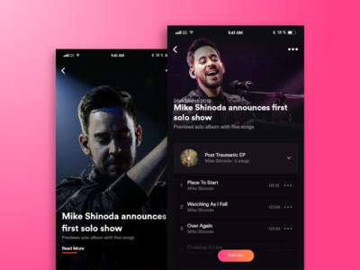 A Different Music App