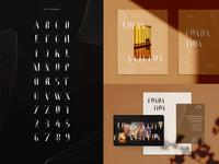 FLV Typeface & Branding