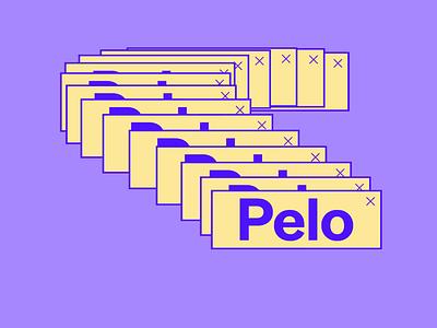 Pelostudio 6th Birthday birthday 6th typography illustration design art direction branding graphic design motion graphics animation