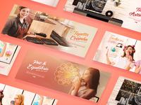 Website banner - Home decoration