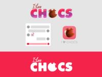 Chocolate Shop Logo