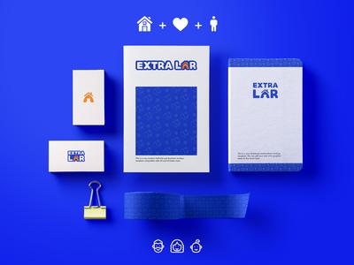 Home Ecommerce Branding - Extra Lar