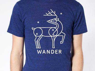 Final wander shirt