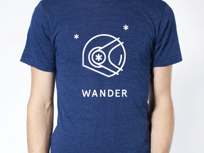 Wandernaut T-Shirt shirt icon
