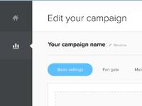 Edit your campaign