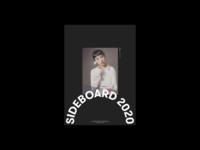 Sideboard Magazine fashion whitespace website design minimal clean layout typography