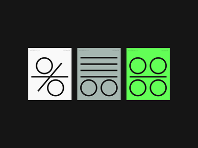 Lines & Color whitespace graphic minimal circle icon lines color