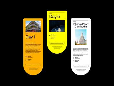 Travel Guide Modules web grid module website guide travel layout typography