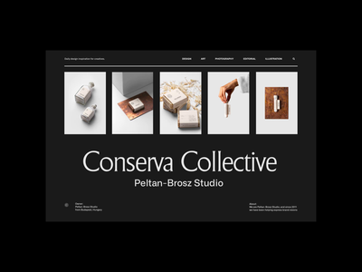 Branding Inspiration Platform motion animation header web grid whitespace website design minimal clean layout typography