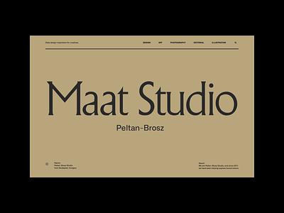 Branding Inspiration Platform grid design website motion animation minimal layout clean typography