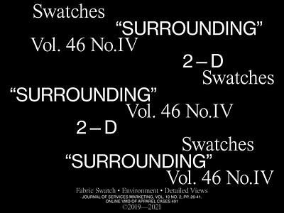 Surrounding motion graphics animation type motiontype typography