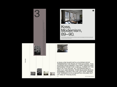 Wittgenstein II whitespace website design minimal clean layout typography