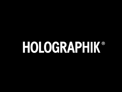 HOLOGRAPHIK® studio motion design