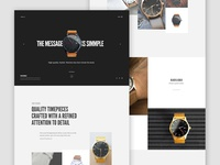 Watches Layout