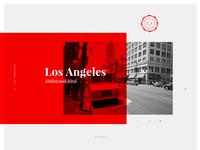 LA - landing page
