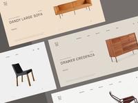 Blu Dot Furniture — Header Styles