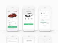 Mobile app full size