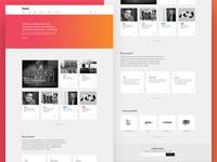 HURA Website Redesign