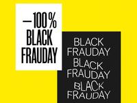 Black Frauday