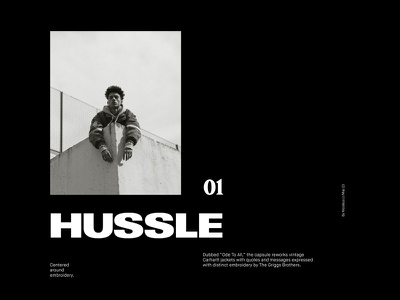 Time Mind Magazine #2 layout magazine typography grid bold dark black