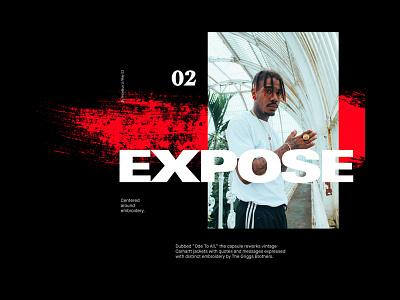 Time Mind Magazine #3 layout magazine typography grid bold dark black