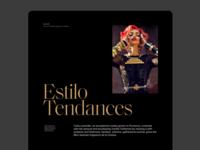 Estilo Tendances