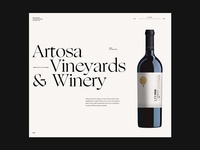 Winery Page
