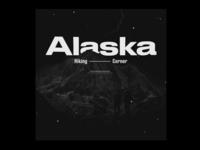 Alaska Hiking Corner — Booklet Cover