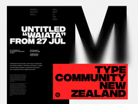 Type Community New Zealand
