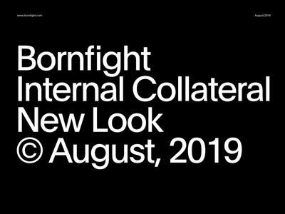Bornfight © Internal Collateral