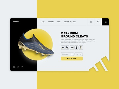 Daily UI Challenge 003 Landing Page