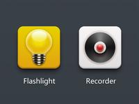 Flashlight Recorder